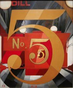 Ralston Crawford (1906–78) Buffalo Grain Elevators, 1937 Oil on canvas, 102 x 127.6 cm Smithsonian American Art Museum, Washington DC © Ralston Crawford Estate