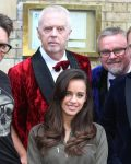 The Rocky Horror Show press call at the Randolph Hotel,