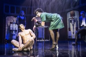 The current UK tour of Rocky Horror comes to New Theatre Oxford 13th-31st December.