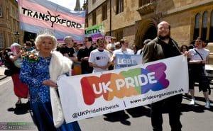 Oxford Pride 2017 © Mazz Image