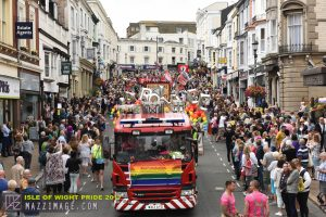 Isle of Wight Pride, Ryde