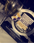 OX Magazine Silver award for regional content team at the British Media Awards 2019