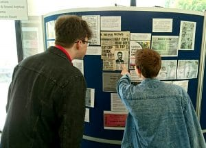 A Queer History of Hampshire Display