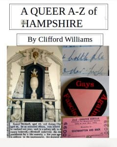 A Queer History of Hampshire Booklet