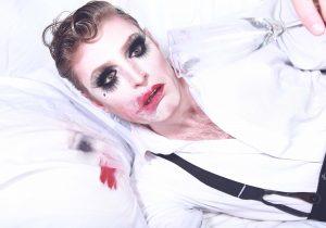 Sweat Sissies and Spreadsheets Reuben Kaye Smudged Makeup