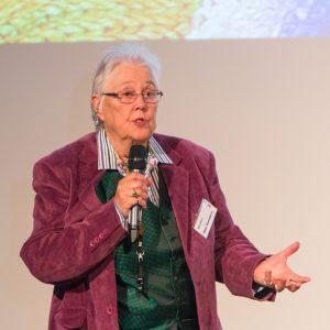 Sue Sanders, LGBT HM chair